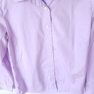 J. Crew Factory Tops - J. Crew Factory Haberdashery Gingham Button Down S